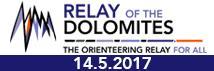 Relay of Dolomites 2017