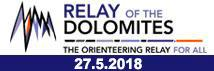 Relay of Dolomites 2018