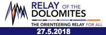 Relay of Dolomites 2018