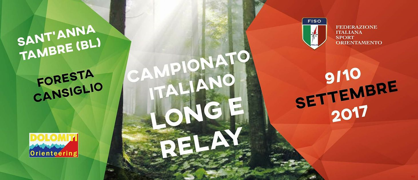 Campionati Italiani sprint-middle 2017