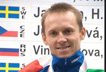 MAMLEEV: bronzo Mondiali Assoluti CO 2009