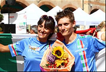 SCARAVONATI: 3° Mondiali Assoluti MTBO 2011